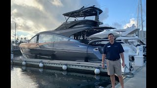 Lexus LY 650 Walkthrough By Tom George Yacht Group