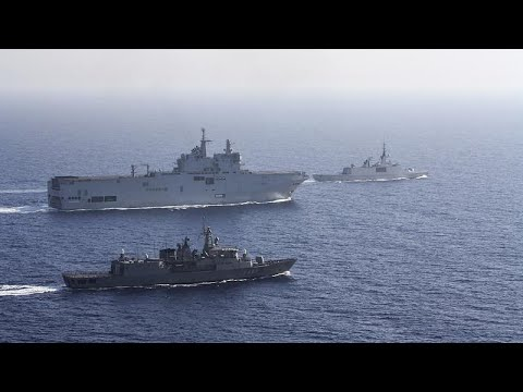 Ελλάδα: Αεροναυτική άσκηση – απάντηση στην τουρκική NAVTEX…