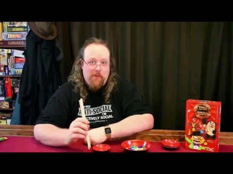 Overly Critical Gamers - Chopstick Dexterity Mega Challenge 3000 - Instructional/Gameplay/Review