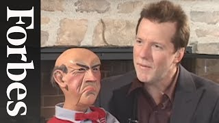 "Jeff Dunham's Mom Says, ""Clean Up Your Act!"" 