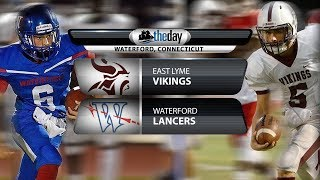 Full replay: East Lyme 21, Waterford 14