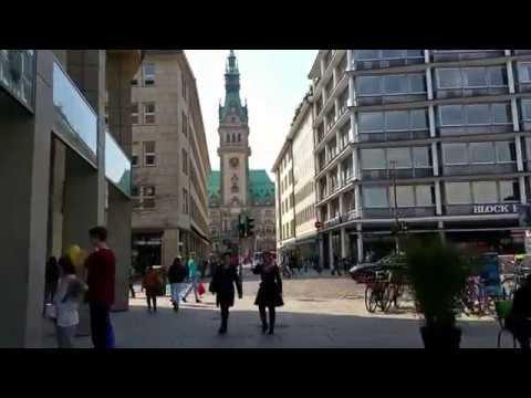 Гамбург и его достопримечательности/ Германия Julia Sonnenschein