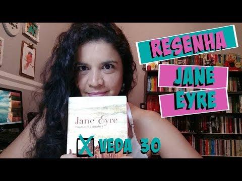 RESENHA JANE EYRE - #VEDA 30
