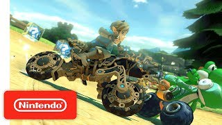 Mario Kart 8 Deluxe: Breath of the Wild Update - Nintendo Switch - Video Youtube
