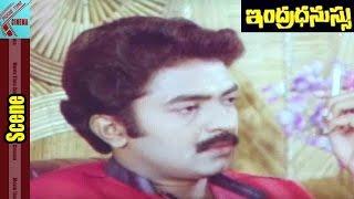 Rajashekar Inference To Jeevitha Scene | Indradhanussu Movie || Rajashekar, || MovieTimeCinema