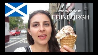 Welcome To My City! - EDINBURGH - SCOTLAND