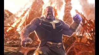 神壹樣的存在,霸气碾壓超级英雄團隊,宇宙內無敵手,電影《復仇者聯盟3無限戰爭》
