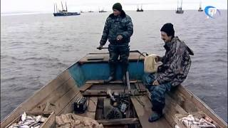 В Департаменте природных ресурсов и экологии прошла встреча с рыбаками-любителями и промысловиками