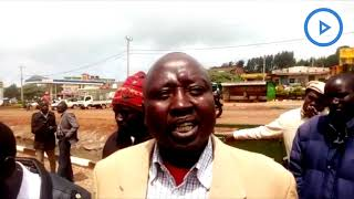 Elgeyo Marakwet residents share views after arrest of CS Henry Rotich