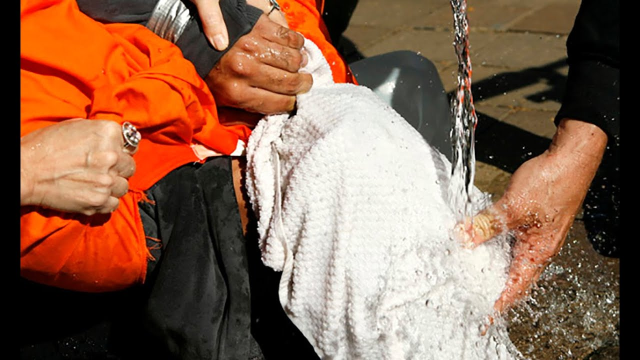 Horrific Depths Of CIA Torture Exposed thumbnail