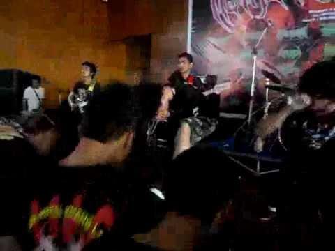 Death Passient - Fatamorgana Jelaga Hitam (Live at Wisma Pertiwi)..flv