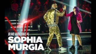 """Sophia Murgia """"Il Cielo Nella Stanza""""   Blind Auditions #1   TVOI 2019"""