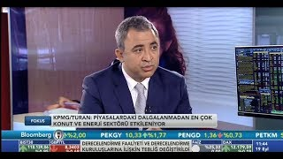 Orhan Turan, BloombergHT Fokus programında
