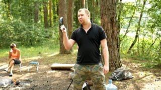 Как правильно разбить лагерь на рыбалке
