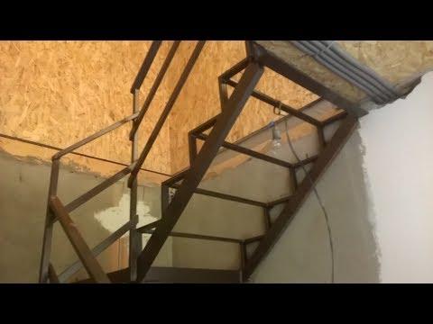 как сварить лестницу своими руками