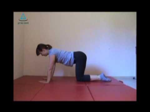 Leczenie dr Bubnovsky przepukliny kręgosłupa ćwiczenia