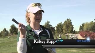 Kelsey Kipp, Golf Pro Talks SwingTIP Golf Swing Analysis