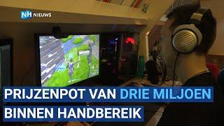 Fortnite-gamer Sven 'Svennoss' Edelenbosch naar WK in New York
