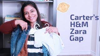 BIG BABY BOY CLOTHING HAUL 2020- Hindi Vlog   Indian In Canada  