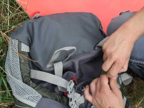 Треккинговый рюкзак Nova Tour «Тибет 100» V2. Видеообзор.