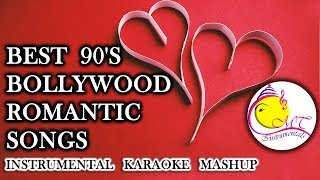 90s hits hindi songs mashup karaoke - TH-Clip