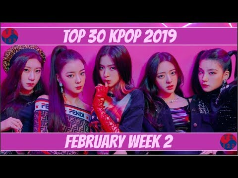 Top 30 Kpop 2019 february Week 2 | TopKpop123