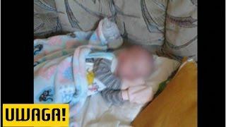 Skatowana 2-letnia Hania. Ojczym znęcał się nad dzieckiem? (UWAGA! TVN)
