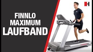 Laufband | FINNLO MAXIMUM by HAMMER