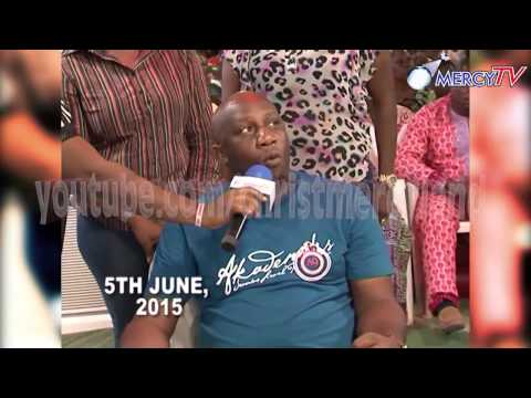 Ernest Asuzu  *Nollywood Actor* Moves from Grass to Grace