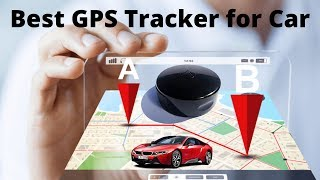 Top 5 Best GPS Tracker for Car in 2020 (Hidden & Reliable)