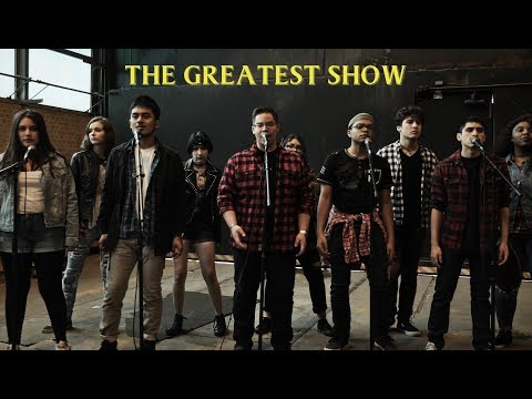 The Greatest Show - Pentatonix