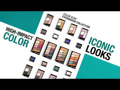Color Icon Eyeshadows: New And Improved!