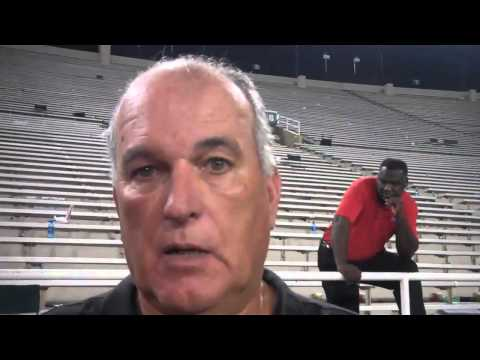 June Jones talks Baylor loss