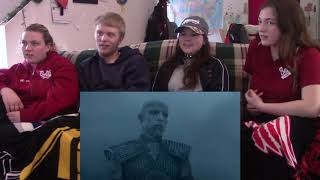 """Game of Thrones S5 E8 Part 2 Reaction """"Hardhome"""""""