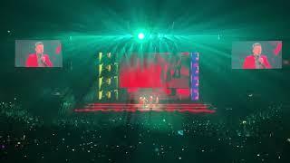 Westlife the twenty tour live in Taipei Taiwan 28 July 2019