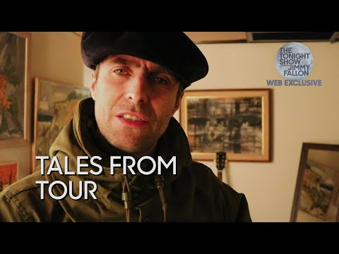 Tales from Tour: Liam Gallagher