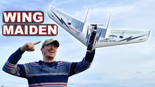 FAST $55 FPV Wing Kit - LoS Madien SonicModell CF Wing 1030mm - TheRcSaylors