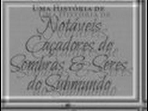 BOOKS || Uma História de Notáveis Caçadores de Sombras & Seres do Submundo