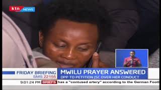 DPP Noordin Haji to take DCJ Mwilu before Judicial Service Commission