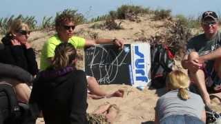 preview picture of video 'Surfen und Kiten in Porto Pollo 2011.mov'