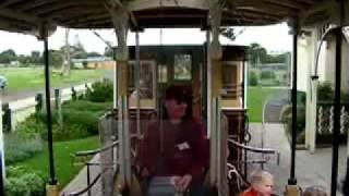 preview picture of video 'Portland  Australia - Cable Tram full Circuit'