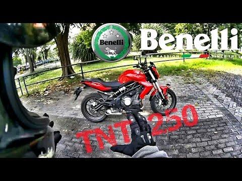 Fakhrihp Motovlog - Bukan Review Benelli TNT 250 (First Ride)