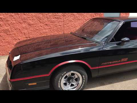 1985 Chevrolet MONTE CARLO SS in Big Bend, Wisconsin - Video 1