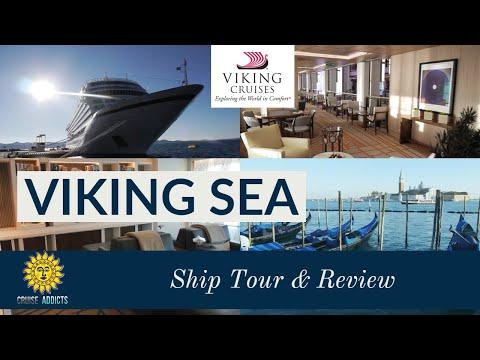 Viking Sea Review – Empires of the Mediterranean – Viking Ocean Cruises
