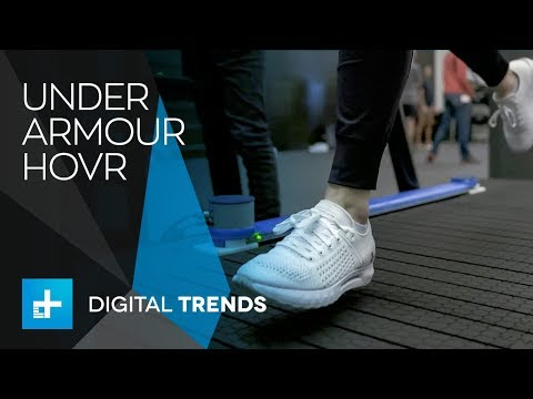 Under Armour Unveils its Innovative New Hovr Line of Running Shoes