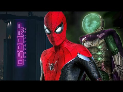 DELETED SINISTER SIX Post Credit Scene Spider-Man Far From Home