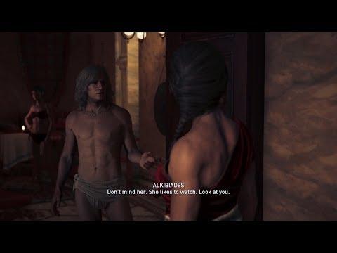 Assassin's Creed: Odyssey - Kassandra SEX SCENE (NO STORY SPOILERS)