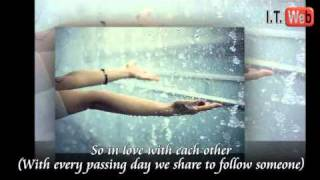 Walking in the rain (with the one I love) - HD with Lyrics