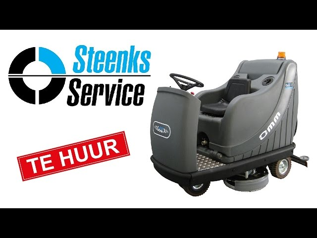YouTube video | TE HUUR: Schrobmachine Stefix 1000 STILE