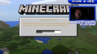 MINECRAFT WORLD REVEL LIVE STREAM